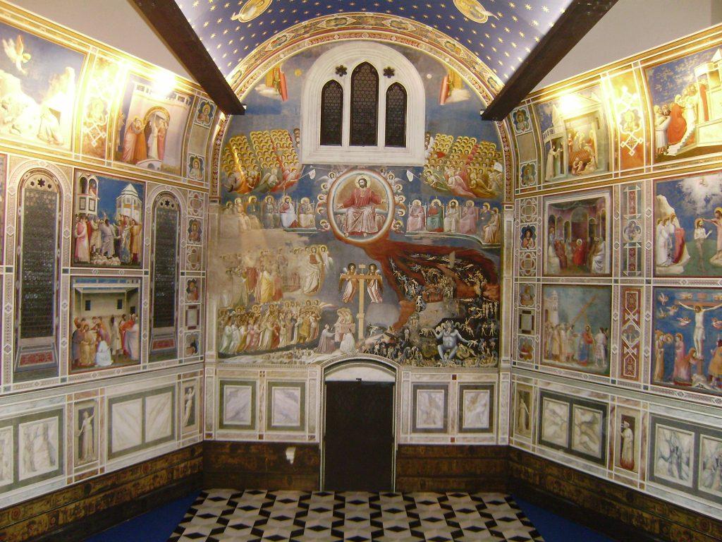 Padova Urbs Picta-Cappella degli Scrovegni | Hotelvalbrenta.com