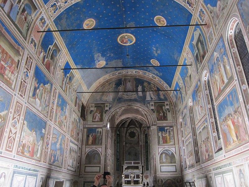 Cappella degli Scrovegni | Hotelvalbrenta.com