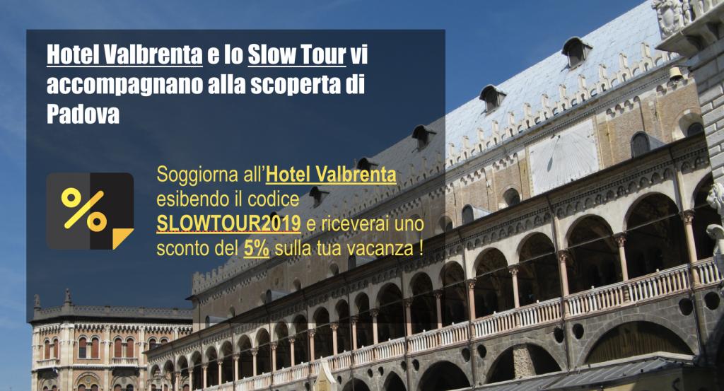 Padova Slow Tour | Hotelvalbrenta.com