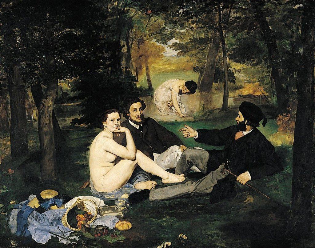 Impressionismo Manet